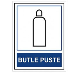 Butle puste (869)
