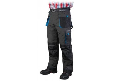 Spodnie do pasa ocieplane Leber&Hollman LH-FMNW-T