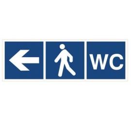 WC (kierunek w lewo) (865-25)