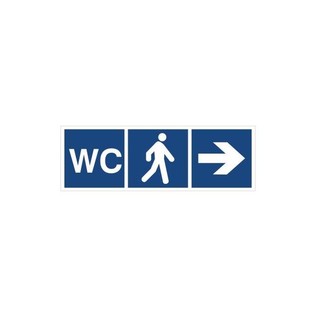 WC (kierunek w prawo) (865-26)