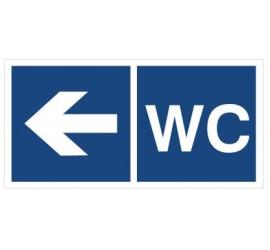 WC (kierunek w lewo) (865-27)
