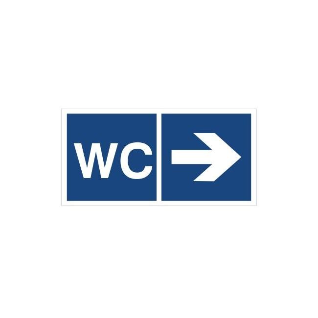 WC (kierunek w prawo) (865-28)