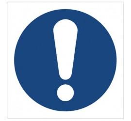 Znak ogólny znak nakazu (M01)