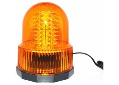 LAMPA OSTRZEGAWCZA 80 LED SMD 12V