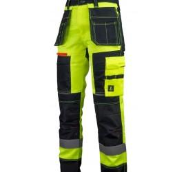 Spodnie URGENT 715 Odblaskowe