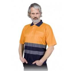 Koszulka ostrzegawcza REIS...