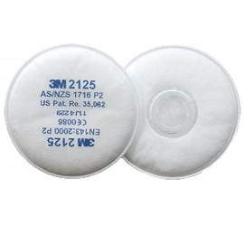Filtr przeciwpyłowy 3M FI-2000-P2 - opakowanie 20 szt.