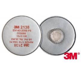 Filtr przeciwpyłowy 3M FI-2000-P3-38 - opakowanie 20 szt.