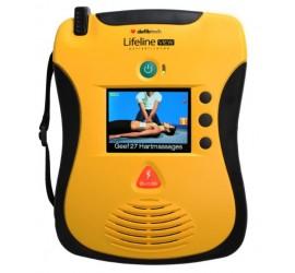 Defibrylator AED Lifeline view DE_DCF_E2310PL