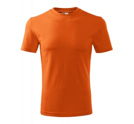 T-shirt adler CLASSIC 101 pomarańczowy
