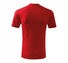 T-shirt Adler CLASSIC 101 czerwony