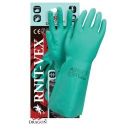 Rękawice ochronne gumowe Reis RNIT-VEX
