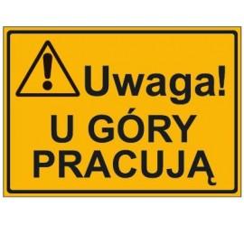 UWAGA! U GÓRY PRACUJĄ (319-04)