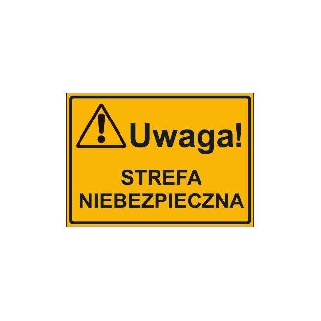 UWAGA! STREFA NIEBEZPIECZNA (319-06)