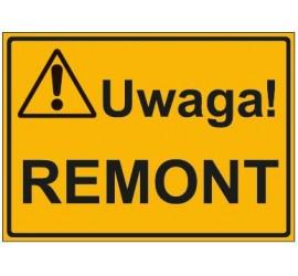 UWAGA! REMONT (319-07)