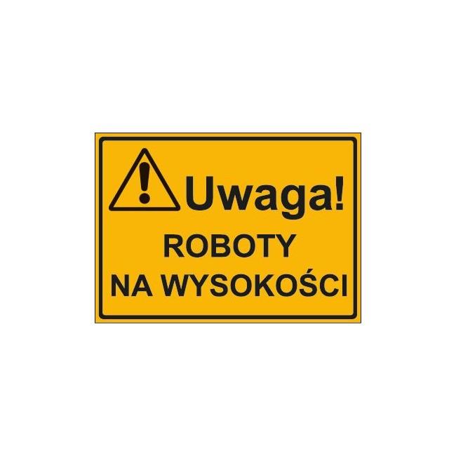 UWAGA! ROBOTY NA WYSOKOŚCI (319-08)