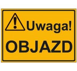 UWAGA! OBJAZD (319-09)