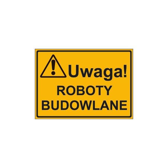UWAGA! ROBOTY BUDOWLANE (319-11)