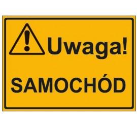 UWAGA! SAMOCHÓD (319-43)