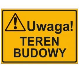 UWAGA! TEREN BUDOWY (319-65)